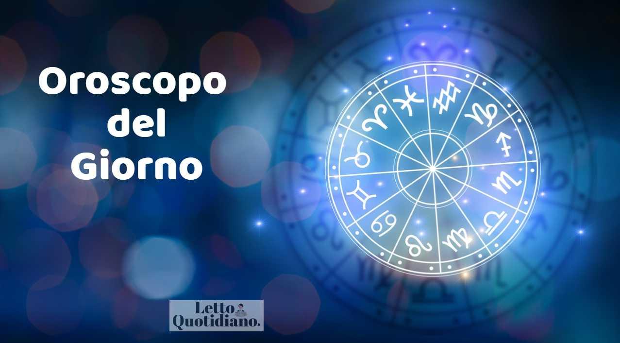 Oroscopo del giorno 23 giugno 2021