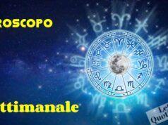 Oroscopo settimanale al 20 giugno, Paolo Fox