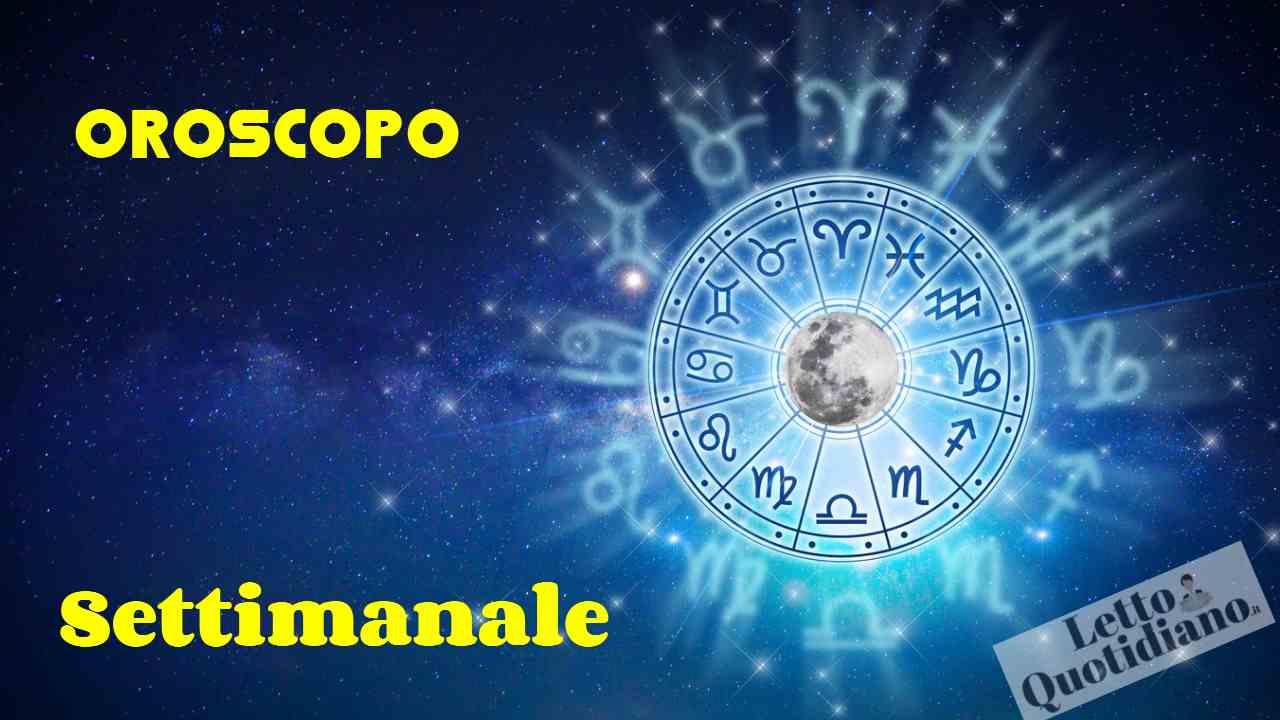 Oroscopo Settimanale di Paolo Fox