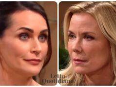 Quinn e Brooke, anticipazioni Beautiful