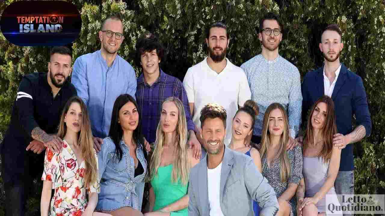Temptation Island 2021- anticipazioni 1' puntata