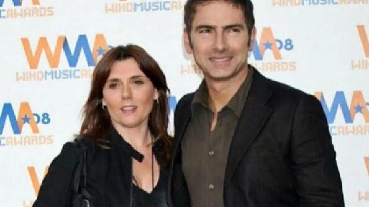 Giovanna Astolfi, chi è la moglie di Marco Liorni: non immaginerete mai come si sono conosciuti