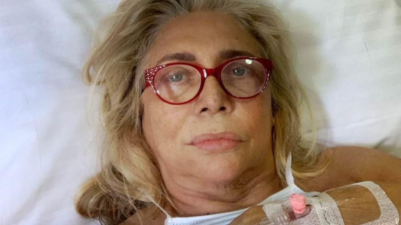 Mara Venier di nuovo ricoverata