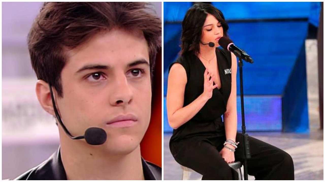 Michele Merlo e la relazione con Nicole Vergani di AMICI