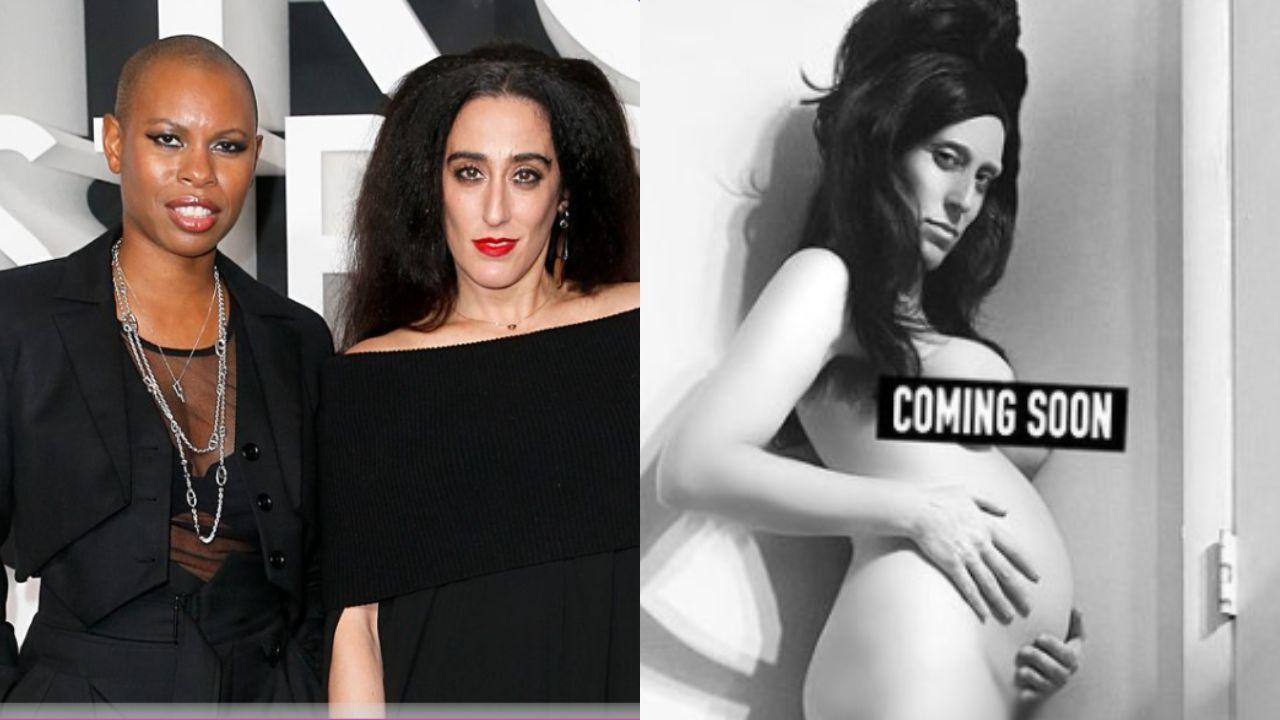 Lady Fag, chi è la compagna di Skin: da Regina della Nightlife a ''mamma''
