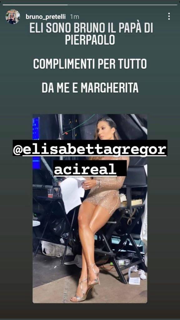 Bruno Pretelli, Instagram