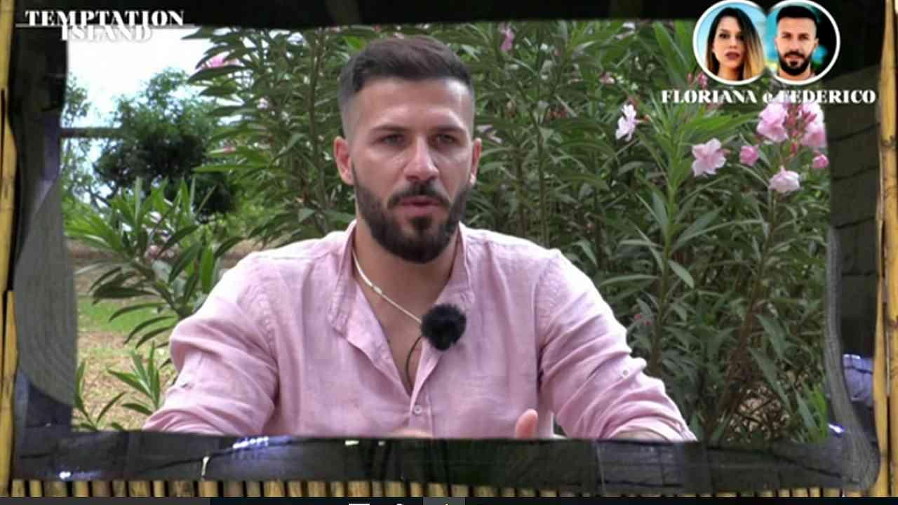 Federico, Temptation Island 2021