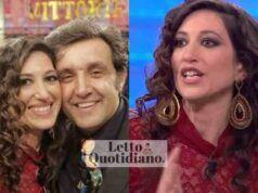 Flavio Insinna e Adriana