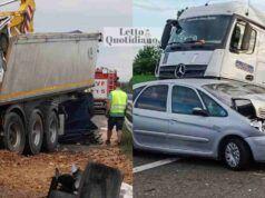 Incidente a Brescia