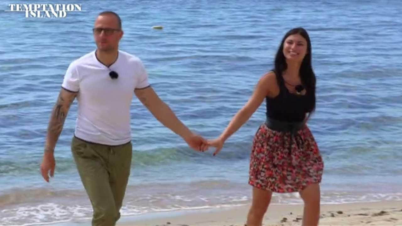 Stefano e Manuela, Temptation Island 2021