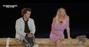Tommaso e Valentina di Temptation Island
