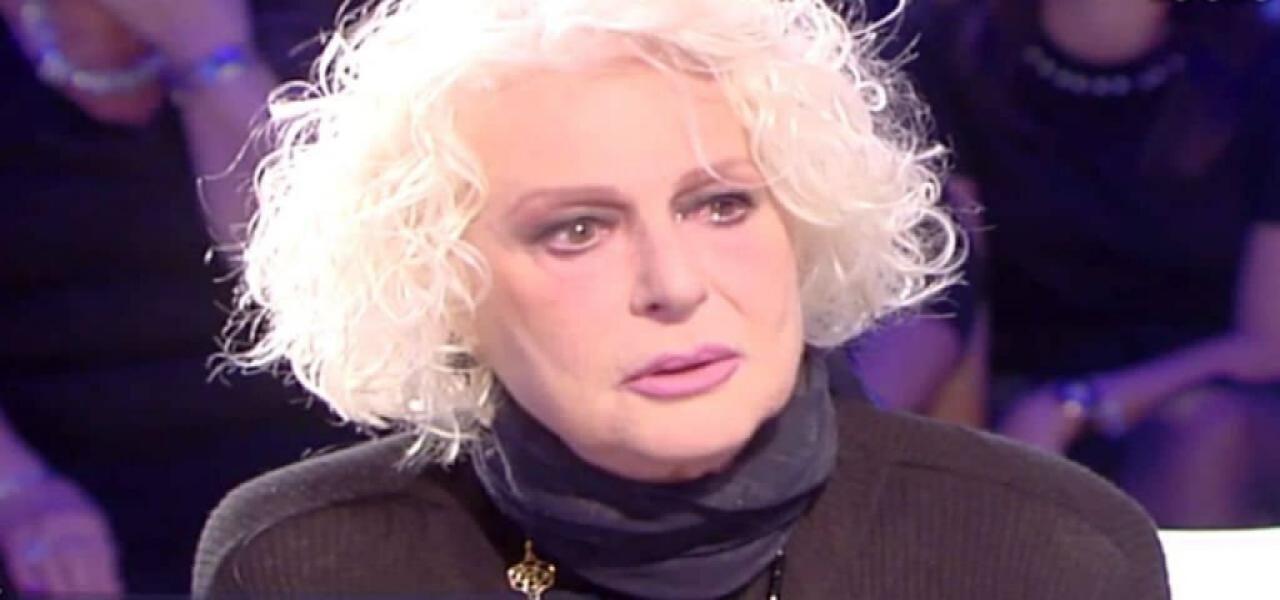 loretta goggi triste