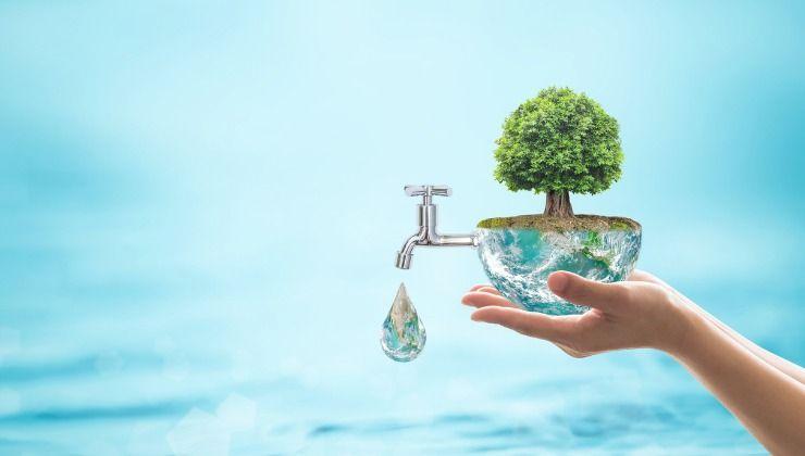Bolletta-acqua-risparmio-Lettoquotidiano