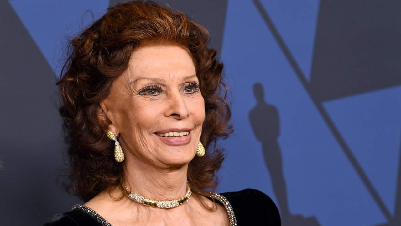 Sophia-Loren-LettoQuotidiano